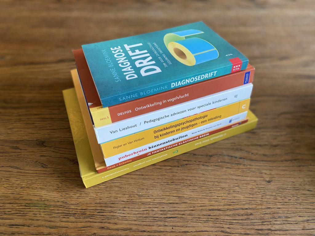 een paar boeken